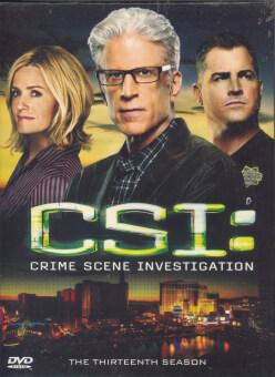 Boomerang CSI: Vegas Season 13 ไขคดีปริศนาเวกัส ปี 13 (DVD Box Set6 Disc) (image 0)