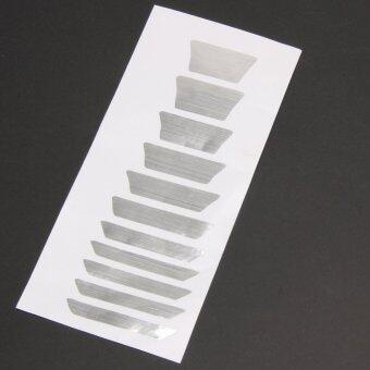 กีต้าร์อะคูสติกไฟฟ้าสติ๊กเกอร์สติ๊กเกอร์เครื่องหมายมาตราส่วนFretboard เลี่ยม (image 4)