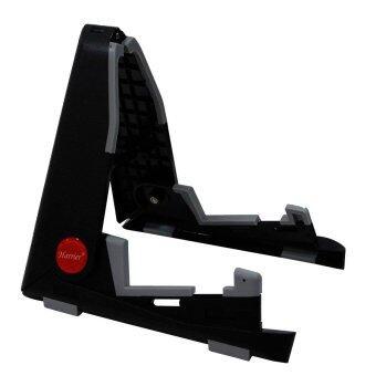 Harrier Stand ขาตั้งอูคูเลเล่ พับได้ รุ่น HUS-902 (สีดำ)