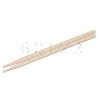 Harga 5A Maple Wood Drum Stick Set of 2 Wood Color