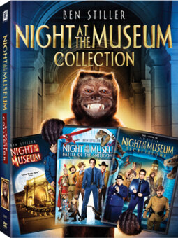 Harga Night At The Museum Triple Pack (DVD)