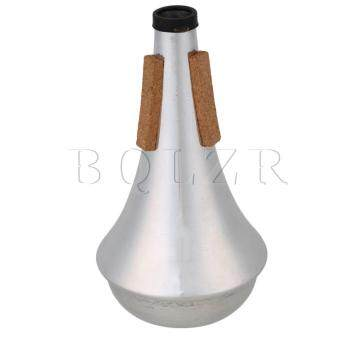 Harga Trumpet Straight Mute Silencer Silver