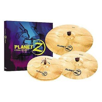 Harga Zildjian ฉาบชุด Planet Z Box Set includes: Planet Z Ride 20″ Planet Z Crash 16″ Planet Z HiHats14″