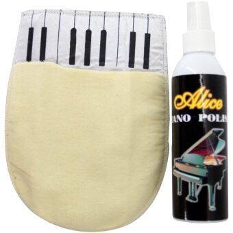 Imusic extra น้ำยาเช็ดเปียโน piano polish
