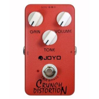 Harga JOYO เอฟเฟค Compact Pedal Crunch Distortion รุ่น JF03