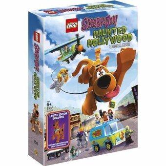 เลโก้ สคูบี้ดู: อาถรรพ์เมืองมายา/LEGO Scooby-Doo : HauntedHollywood (แถมตัวเลโก้ สคูป 1 ตัว) DVD