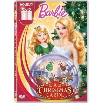 Media Play Barbie In A Christmas Carol (New Line Look)/บาร์บี้ กับวันคริสต์มาสสุดหรรษา (ปกใหม่)