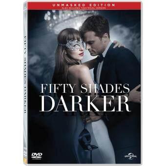 Media Play Fifty Shades Darker ฟิฟตี้เชดส์ ดาร์กเกอร์ DVD