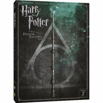 Media Play Harry Potter and the Deathly Hallows Part II/แฮร์รี่พอตเตอร์ กับ เครื่องรางยมฑูต ตอนที่ 2 DVD