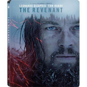 Media Play Revenant, The (Steelbook)/เดอะ เรเวแนนท์ ต้องรอด(กล่องเหล็ก) Blu-Ray