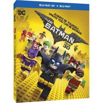 Media Play The Lego Batman Movie (Blu-Ray 3D) เดอะ เลโก้แบทแมนมูฟวี่