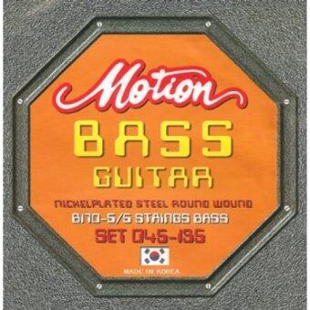Motion สายชุดไฟฟ้าเบส 5 รุ่น B-170 045-135
