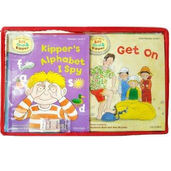 Oxford Reading Tree : Read with Biff , Chip and Kipper Level 1-3,33 เล่ม