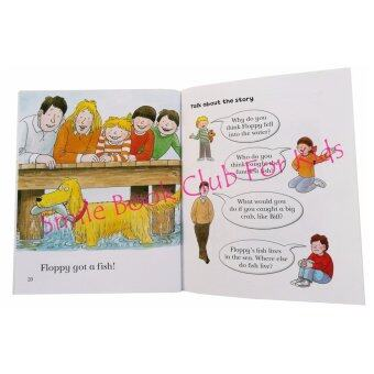 Oxford Reading Tree - Read with Biff, Chip and Kipper Levels 1 to 3 (33 Book Collection) () - 5
