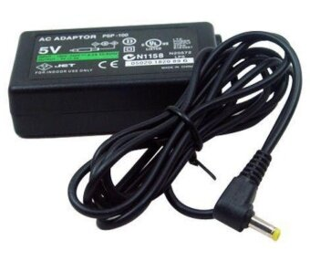 Harga PSP: AC adapter 3rd Party for PSP Model 1000,2000,3000