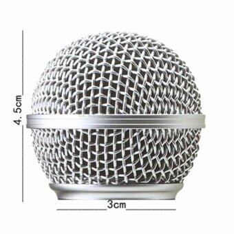 Replacement Ball Head Mesh Microphone Grille For Shure Beta - intl