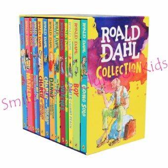 Roald Dahl - 15 Book Collection (หนังสือนิทานภาษาอังกฤษ)