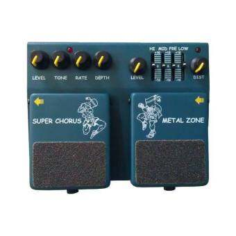 Rock เอฟเฟคกีตาร์ไฟฟ้า รุ่น RMC-2 (Chorus/Metal)