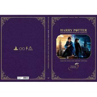 Starpics Special : Harry Potter and the Wizarding World of J. K.Rowling Update Edition
