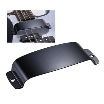 Steel Guitar Bridge Cover Protector for Electric Bass Guitar Source · Steel Pickup Cover Protector for
