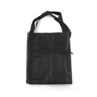 WiseBuy 61คีย์เปียโนไฟฟ้ากระเป๋าหิ้วแป้นพิมพ์ผ้าออกซ์ฟอร์ดเคสสีดำใหม่ - 4
