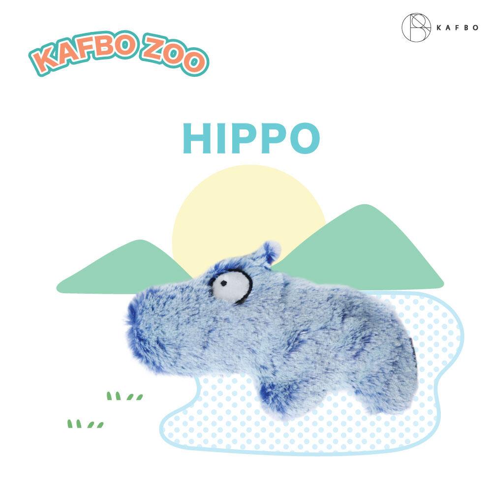 KAFBO ZOO ตุ๊กตารูปสัตว์สำหรับน้องแมว ของเล่นสำหรับแมว ตุ๊กตาสำหรับแมว