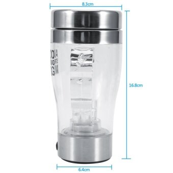 350MLPortable Electric Protein