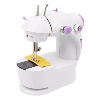 4 in 1 Mini Sewing Machine Purple