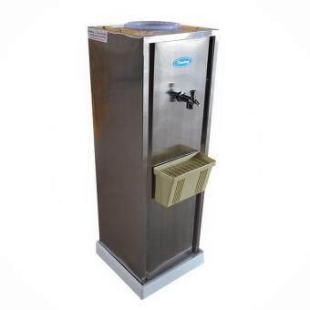 ตู้สแตนเลส น้ำเย็น จุน้ำเย็นพร้อมทำความเย็น 5 ลิตร ต่อ 1 ชั่วโมง Standard By Rwc ST15