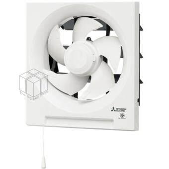 พัดลมดูด 8นิ้ว แบบผนังเข้า-ออก รุ่น MITSUBISHI EX-20RH5T (White)