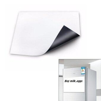 A3 Fridge Magnet Dry-erase Board White Boards Magnetic Whiteboard -intl