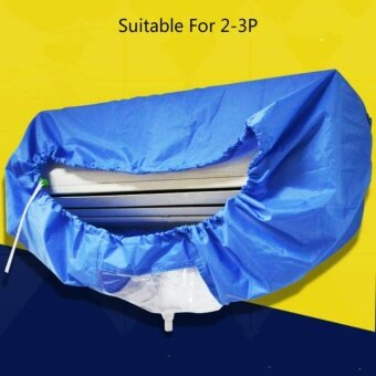 Air Conditioner Waterproof Cleaning Cover For DIY Washing HouseholdCleaning Tools - intl
