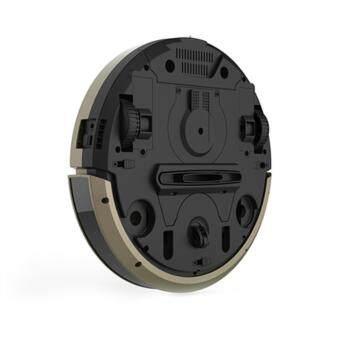 AUTOBOT Robot Vacuum หุ่นยนต์ดูดฝุ่นควบคุมด้วยสมองกล AI รุ่นSignature (สีดำ / ทอง) (image 2)