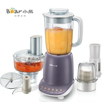 Bear LLJ-A12G1 Machine, Multi-function Soybean Milk, Fruit JuiceMachine, Mixer, Meat Grinder, Shred, Slice - intl