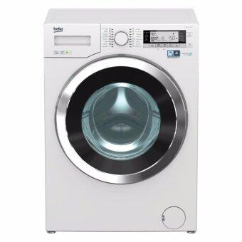 รีวิวพันทิป เครื่องซักผ้าเปิดฝาด้านหน้า 12 กิโลกรัม โมเดล WMY121244LB1 จัดขนส่งภายในกรุงเทพและพื้นที่ปริมณฑล