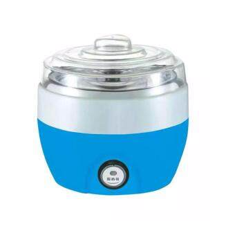BEST HS Yogurt machine เครื่องทำโยเกิร์ต Portable Automatic FruitYogurt Maker Plastic liner HS-001