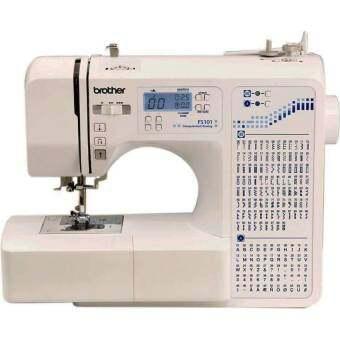 Brother จักรเย็บผ้าคอมพิวเตอร์ รุ่น FS-101 (สีขาว)