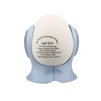 รีวิวพันทิป Damp Moisture Absorber Egg Dehumidifying Dehumidifiers Home AirDryer Blue