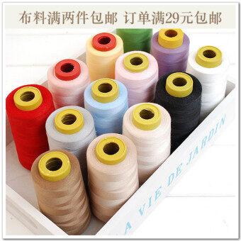 DIY 40s2 คู่มือจักรเย็บผ้าที่ใช้ในครัวเรือนที่ทำด้วยมือด้ายเย็บผ้า
