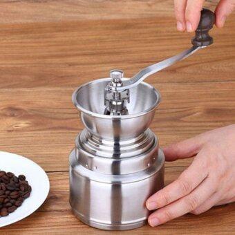DualX Manual Coffee Grinder