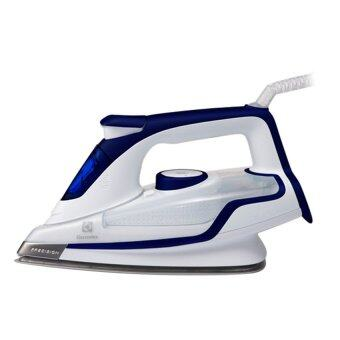 Electrolux เตารีดไอน้ำ 2200 วัตต์ รุ่น ESI6123 (สีน้ำเงิน)