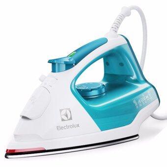 รีวิว ELECTROLUX เตารีดไอน้ำ รุ่น ESI5126 สีเขียว-ขาว