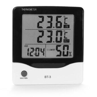 เปรียบเทียบราคา Elitech เครื่องวัดอุณหภูมิ 2 โซน และความชื้น แบบดิจิตอล BT-3