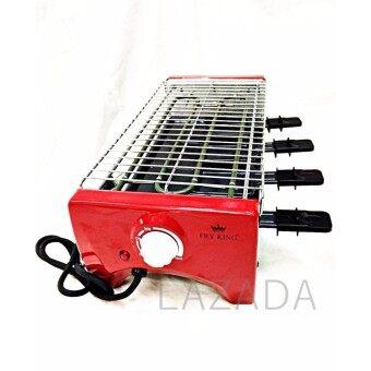 แถมฟรี แปรงทาซอส 3 ชิ้น + เตาปิ้งย่างไฟฟ้า Fry King FR 108