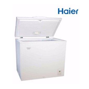 HAIER ตู้แช่ฝาทึบ แช่นม รุ่น HCF-228-2 (ขนาด 6.9 คิว)198ลิตร-สีขาว