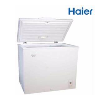2560 HAIER ตู้แช่ฝาทึบ แช่นม รุ่น HCF-228-2 (ขนาด 6.9 คิว) 198 ลิตร - สีขาว