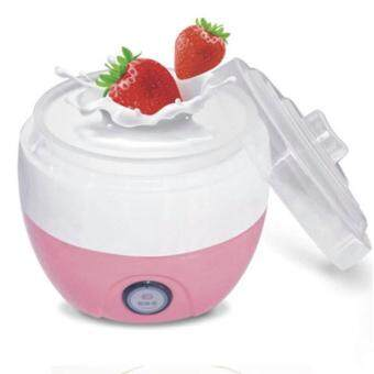 รีวิว Hayashi Yogurt machine เครื่องทำโยเกิร์ต Portable Automatic FruitYogurt Maker Plastic liner HS-001