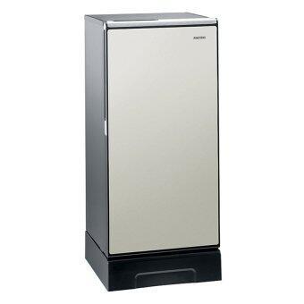 ซื้อ/ขาย Hitachi ตู้เย็น 1 ประตู พร้อมชั้นวางกระจกแก้วนิรภัย รุ่น R-64V4 ขนาด 6.6คิว (สีขาวมุก)