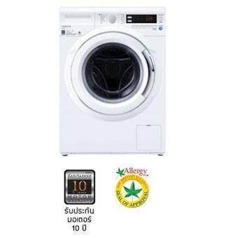 เครื่องซักผ้าเปิดฝาด้านหน้า ยี่ห้อ Hitachi ขนาด 9 กิโลกรัม โมเดล Bd-W90wv