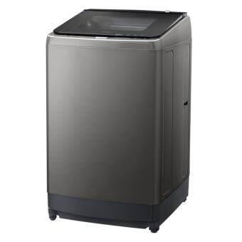 เสนอราคา เครื่องซักผ้าเปิดฝาด้านบน ยี่ห้อ Hitachi ระบบ INVERTER ขนาด 15 กิโลกรัม โมเดล SF-150XWV (Silver)